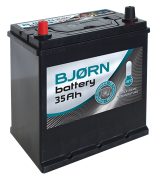 BJORN batterie AZIA 12V/35Ah Ľ  (BA0351)