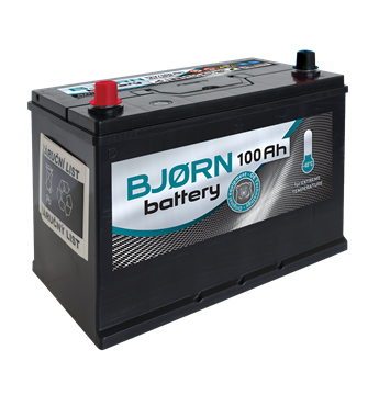 BJORN batterie AZIA 12V/100Ah Ľ  (BA1011)