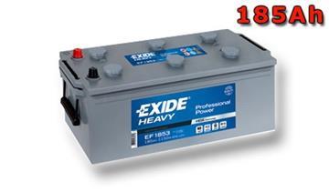 EXIDE professional  12V/185Ah   (EF1853)